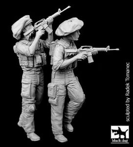 F35070 Israel Army Soldiers set
